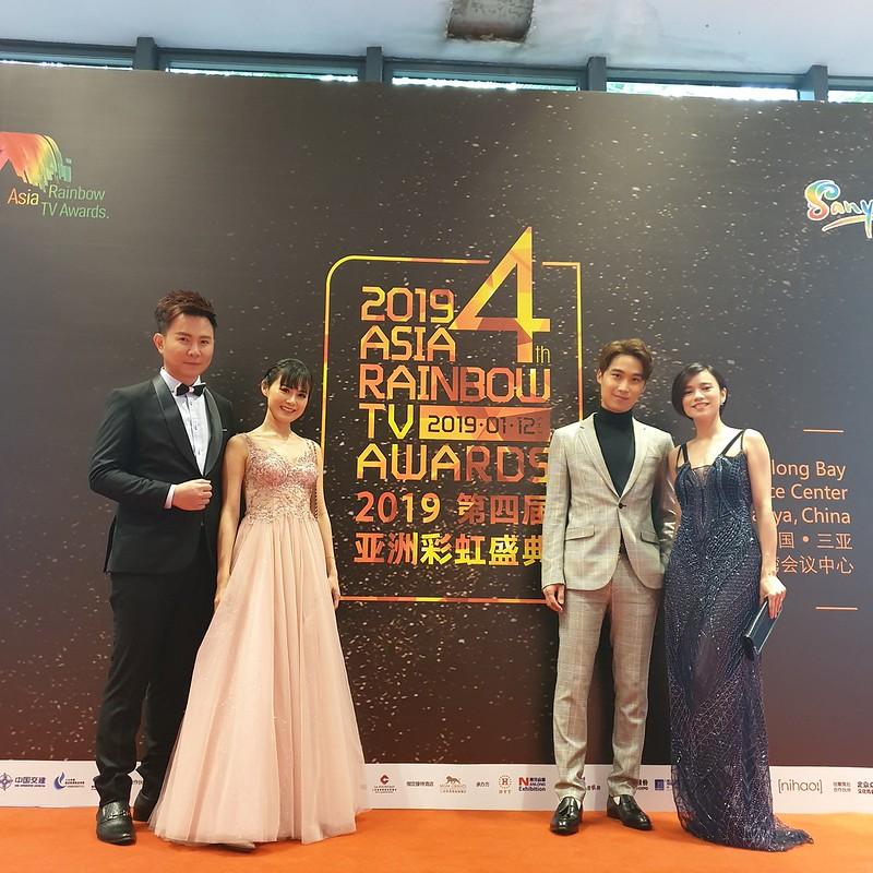 Gary Yap, Natalie Ng, Rickman Chia dan LeyTeng Tan
