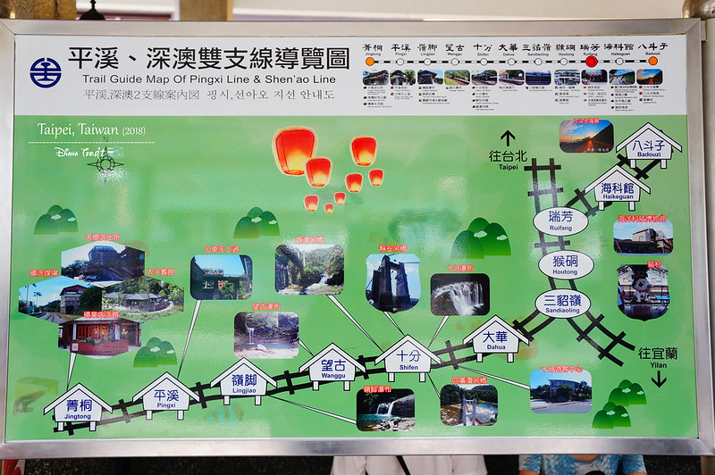 2018 Pingxi Railway Line