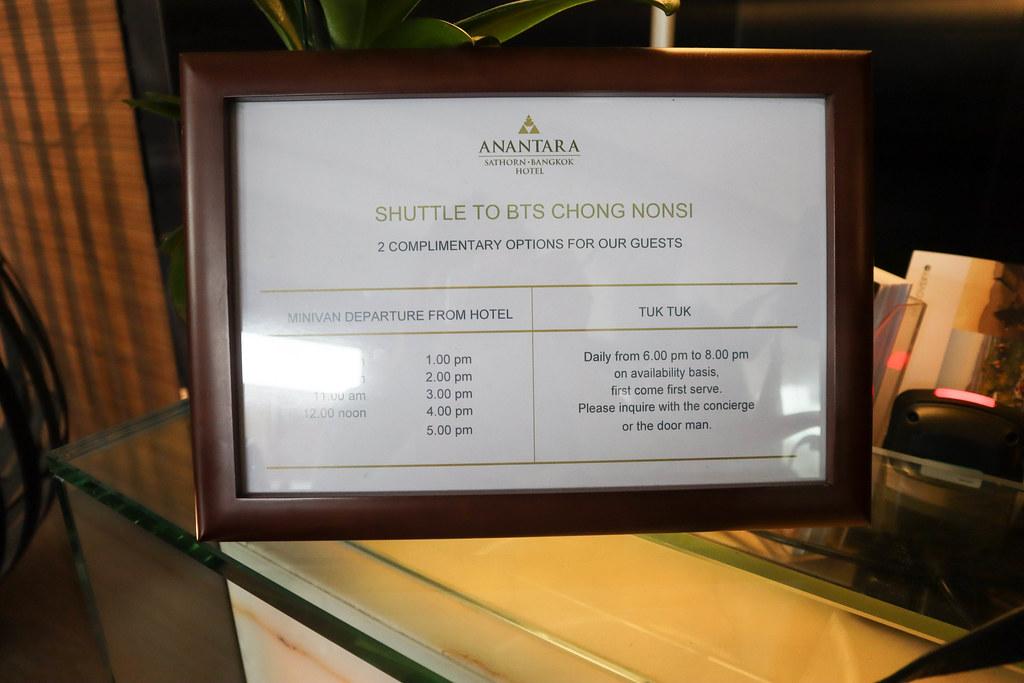 Anantara Sathorn Bangkok Hotel (28)