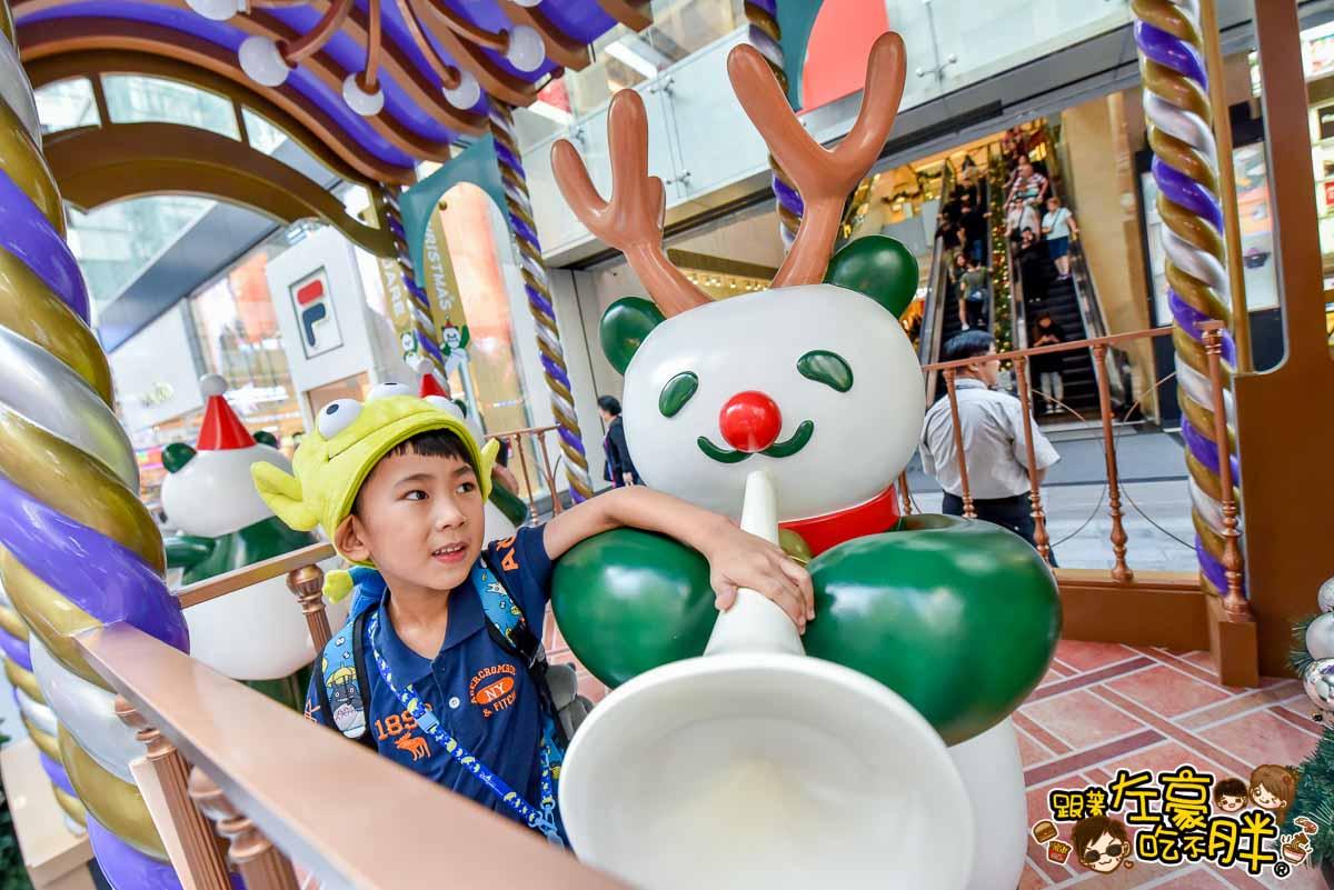 香港聖誕節 尖沙咀海港城聖誕裝飾-3