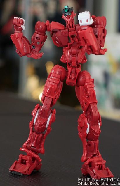 HiRM Astray Red Frame Gundam 3