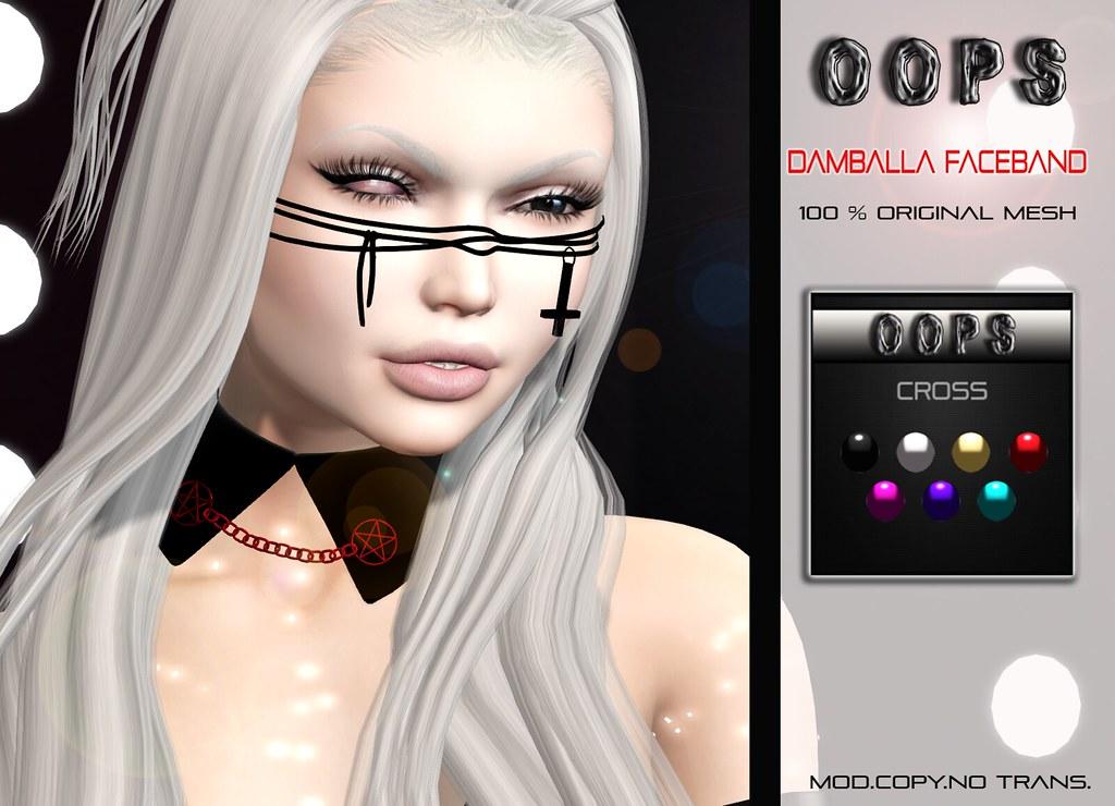 ::OOPS:: Damballa Faceband