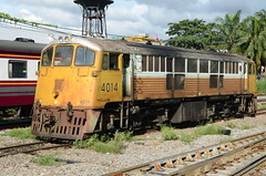 This ancient locomotive type is used only on regional trains now