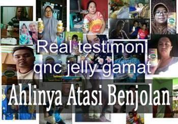 QnC Jelly Gamat atasi masalah benjolan abnormal