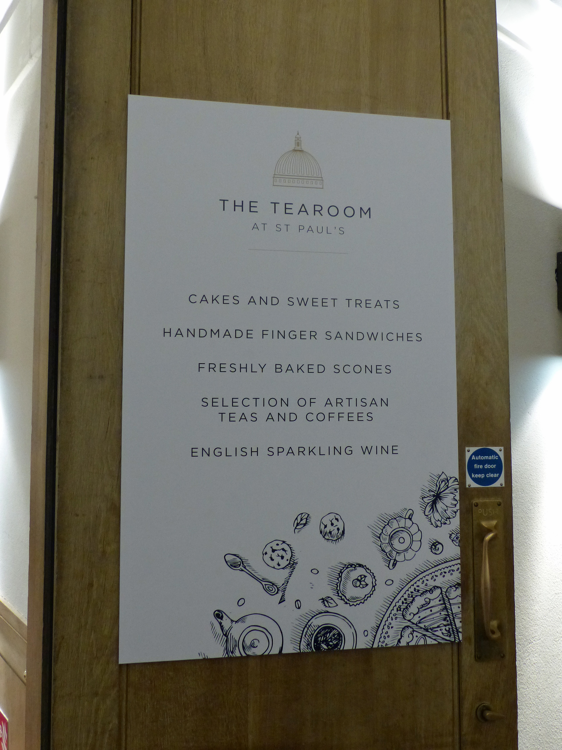 the tearoom