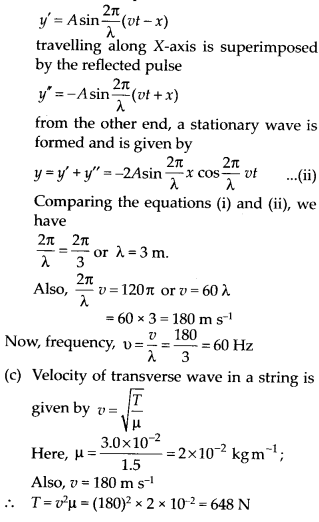 NCERT Solutions for Class 11 Physics Chapter 15 Waves 16