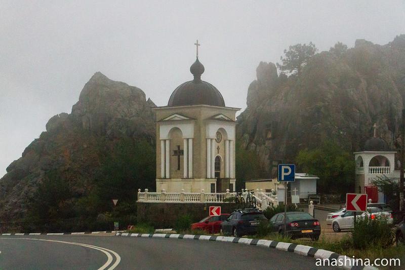 Часовня Рождества Христова на Ласпинском перевале, Крым
