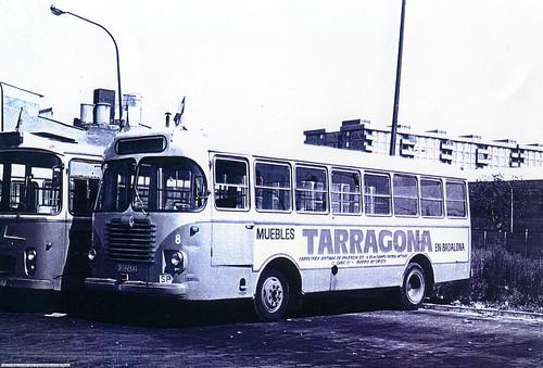 autobús TUSA_8 B 302462