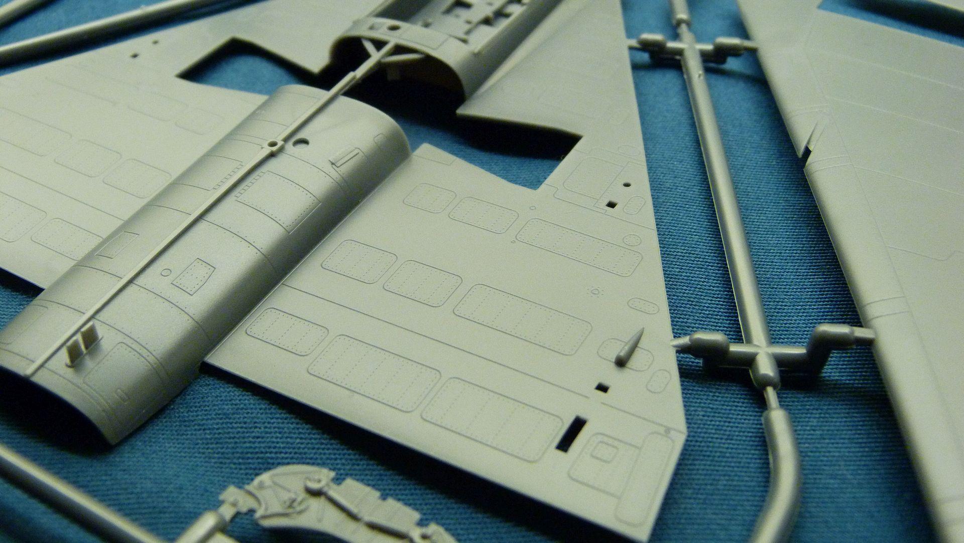 Meng Deltavingar, F-102 och F-106, 1/72 32010330598_a6a1cf9d18_o