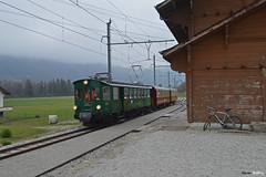 Train fondue TPF