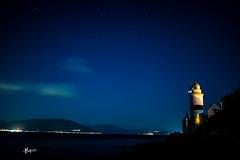 Cloch Lighthouse on the Clyde
