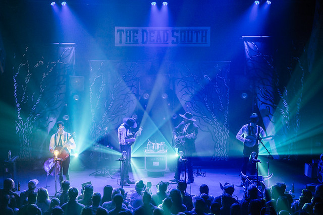 The Dead South @ 9:30 Club, Washington DC, 11/20/2018