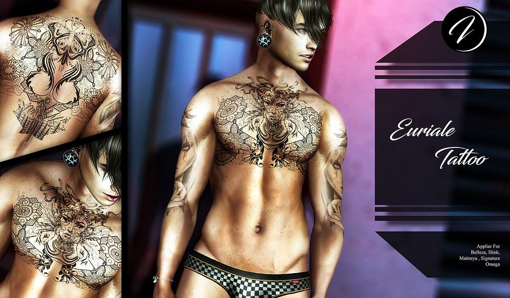 ..:: INKer ::.. Euriale Tattoo