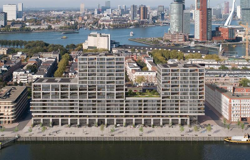 Havenkwartier Katendrecht Rotterdam