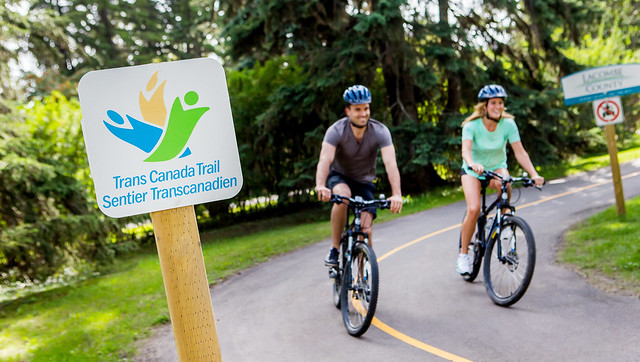 Happy trails ahead for active Albertans