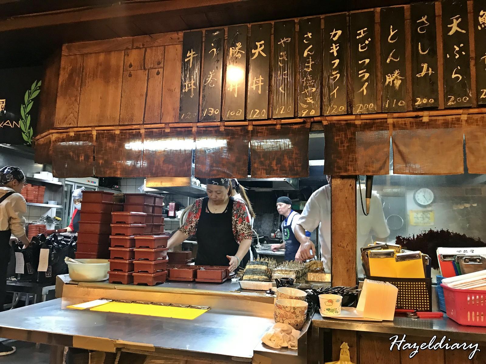 Fei Qian Wu Taipei-Unagi Restaurant-2
