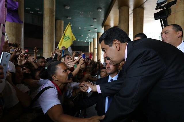 Venezuela: Nicolás Maduro toma posse de novo mandato nessa quinta-feira