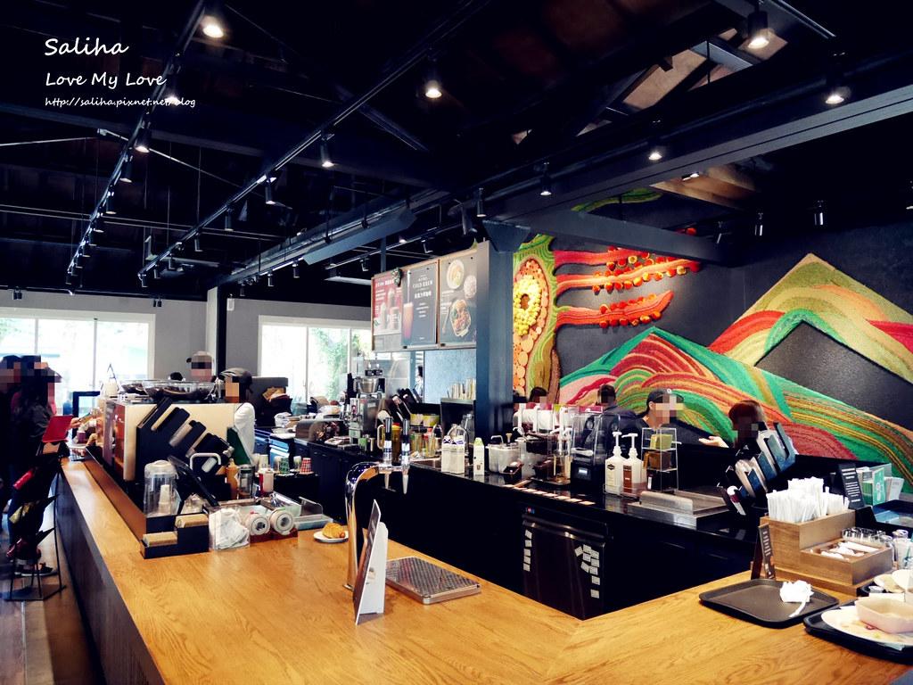 台北特色星巴克洋名山草山門市分店美軍宿舍不限食咖啡廳 (2)