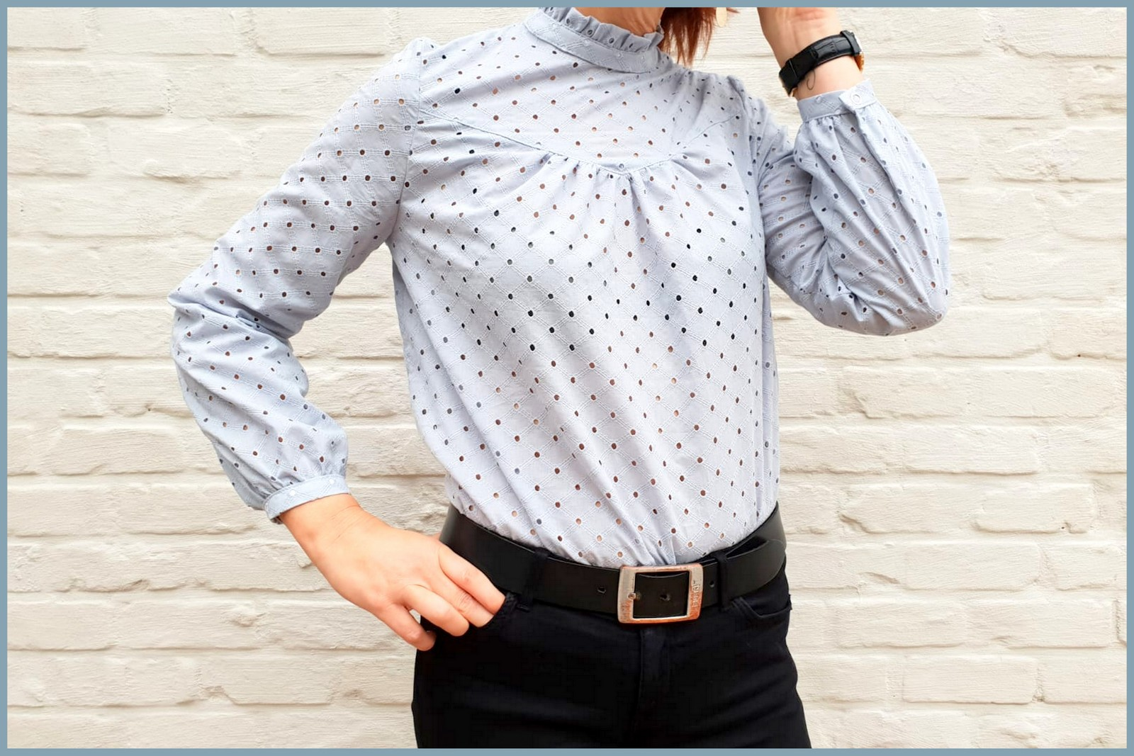victoria blouse 1