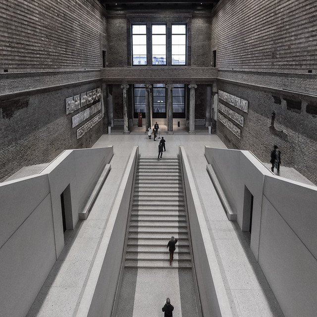 Neues Museum Berlin, Canon EOS M6, Canon EF-M 11-22mm f/4-5.6 IS STM