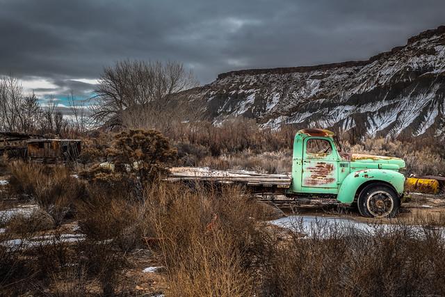 Caineville, Utah, Nikon D850, AF-S Nikkor 35mm f/1.4G