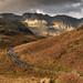 Crinkle Crags by ellingham.mark