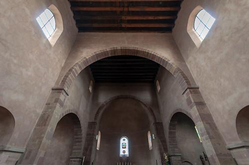 Abbatiale St Trophime 2 (Eschau, France)-101