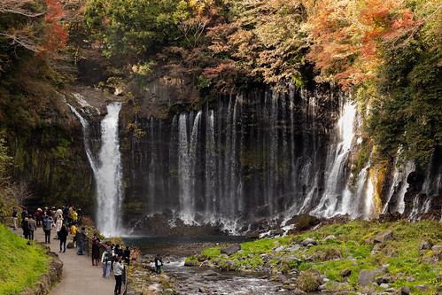 Shiraito Falls - Fujinomiya_MG_0772