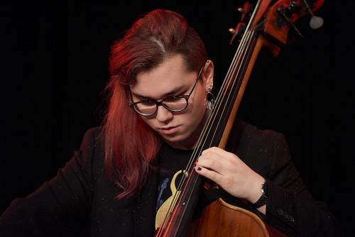 Small Jazz Ensemble at the Cat