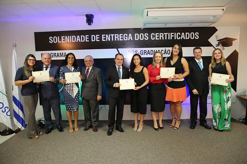 Solenidade de Entrega dos Certificados das Pós-Graduações (12)