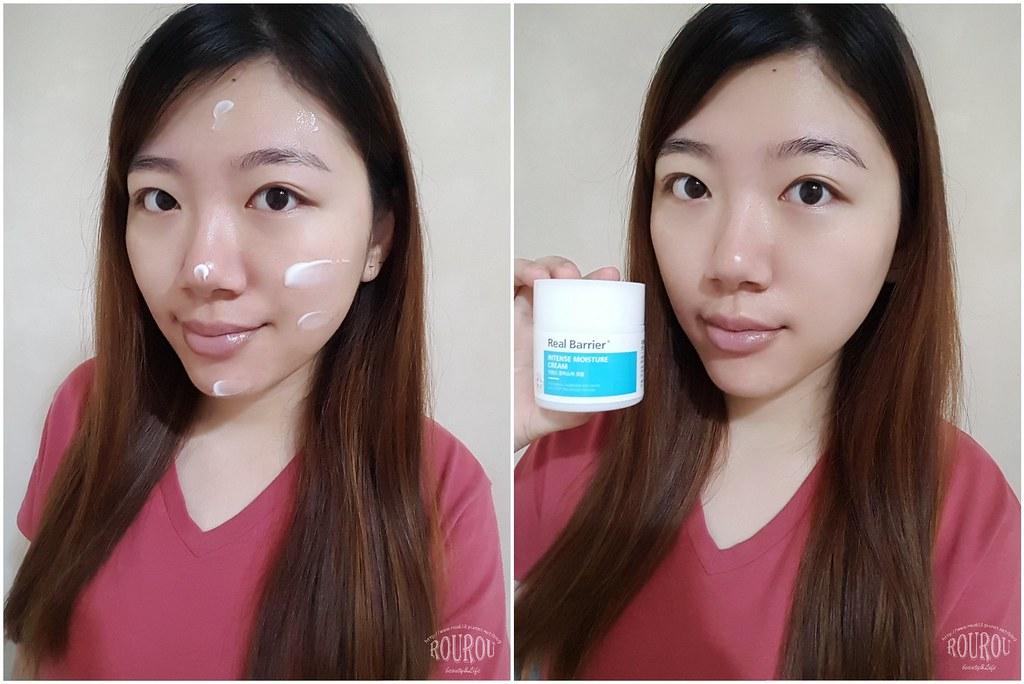 愛多康 沛麗膚 屏護保濕潤澤水凝霜7