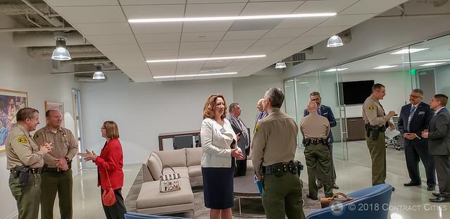 2018 Sheriff Villanueva Welcome Reception