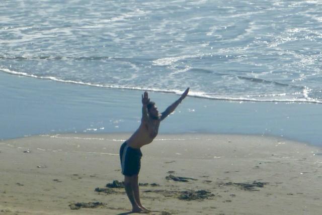 Ocean Beach - San, Panasonic DMC-FP8