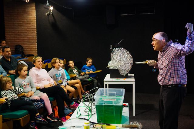 Setmana de la Ciència 2018 a El Mirador