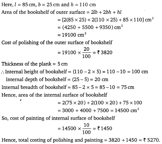 NCERT Solutions for Class 9 Maths Chapter 13 Surface Area and Volumes 71