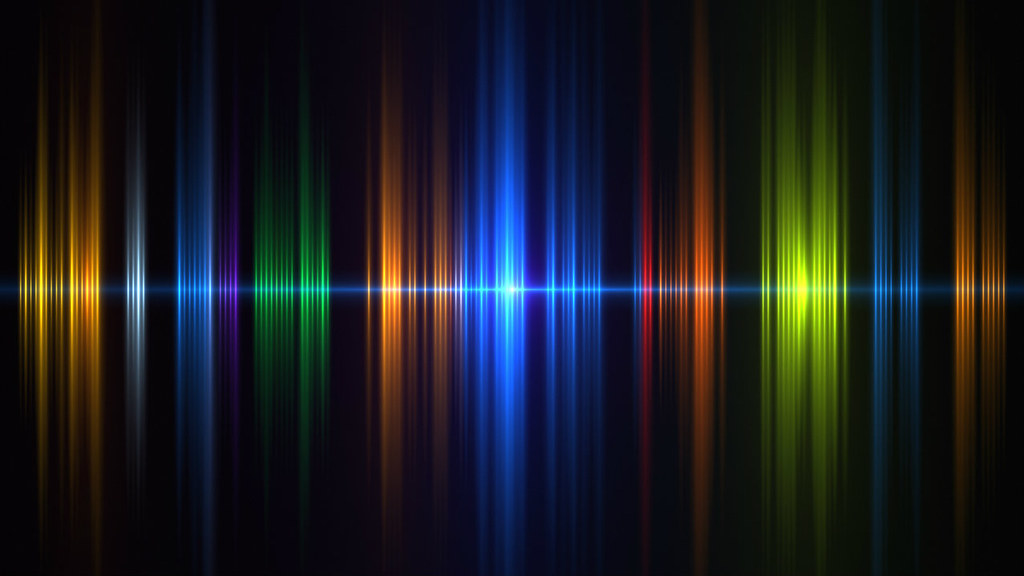 An optical frequency comb is a laser source whose spectrum consists of a series of equally spaced frequency lines.