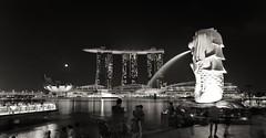 Merlion. Singapore