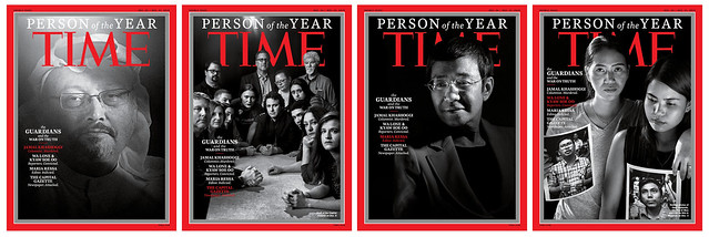 Time magazine person of the year 2018
