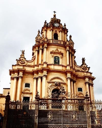 Sicilia: duomo di Modica