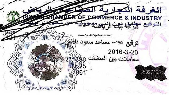 571 Apply for a 5-Year Multiple Entry Business Visa of Saudi Arabia 02