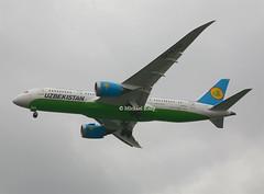"Uzbekistan                                     Boeing 787  ""Dreamliner""                                          UK-78702"