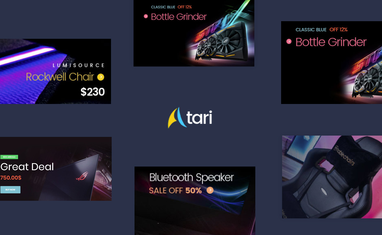 Bos Atari Gaming Prestashop 1.7 theme