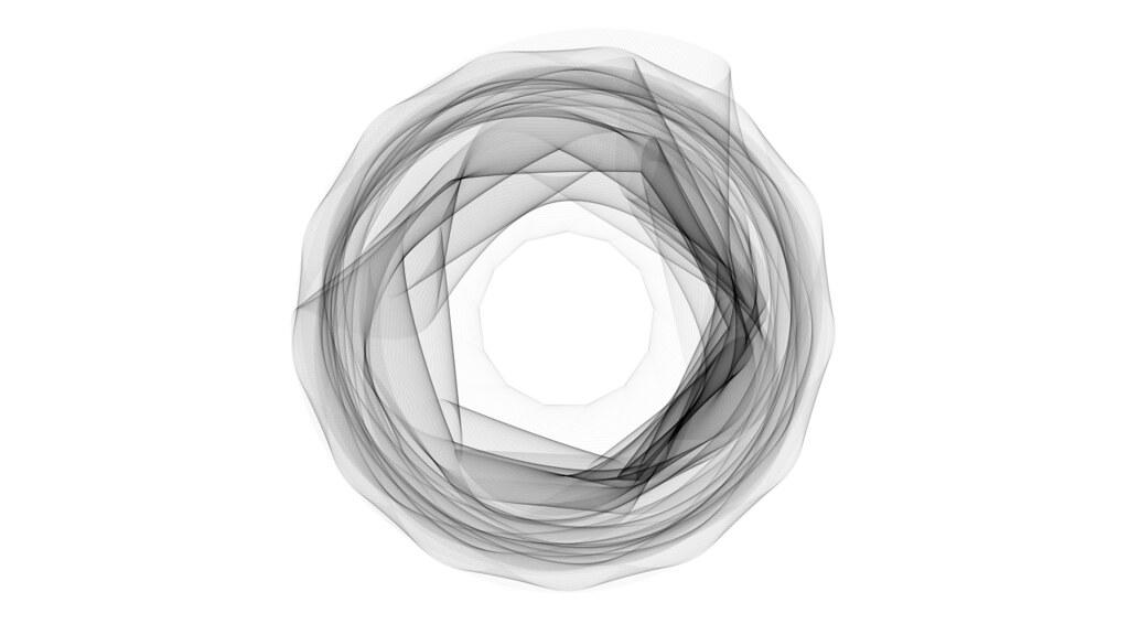 Spring Generated Mandala