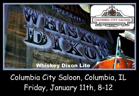 Whiskey Dixon Lite 1-11-19