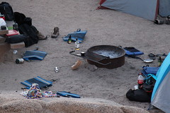 Campsite mess 4 of 5