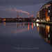 Dublin City Nightscape