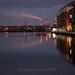 Dublin City Nightscape