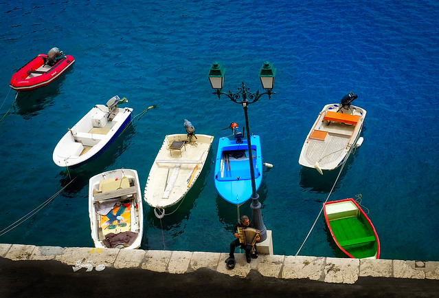 The Boats The Accordian, Fujifilm X-T2, XF23mmF1.4 R