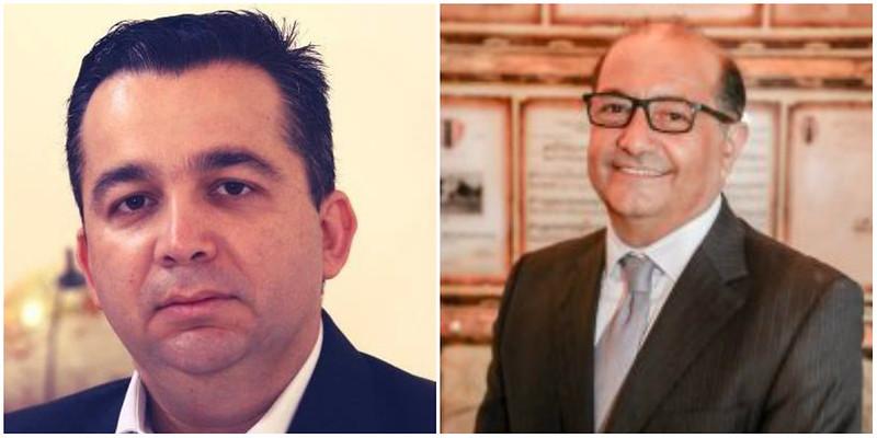 Em eleição rara, dois candidatos disputam a presidência da Aces , Olavo x Rroberto