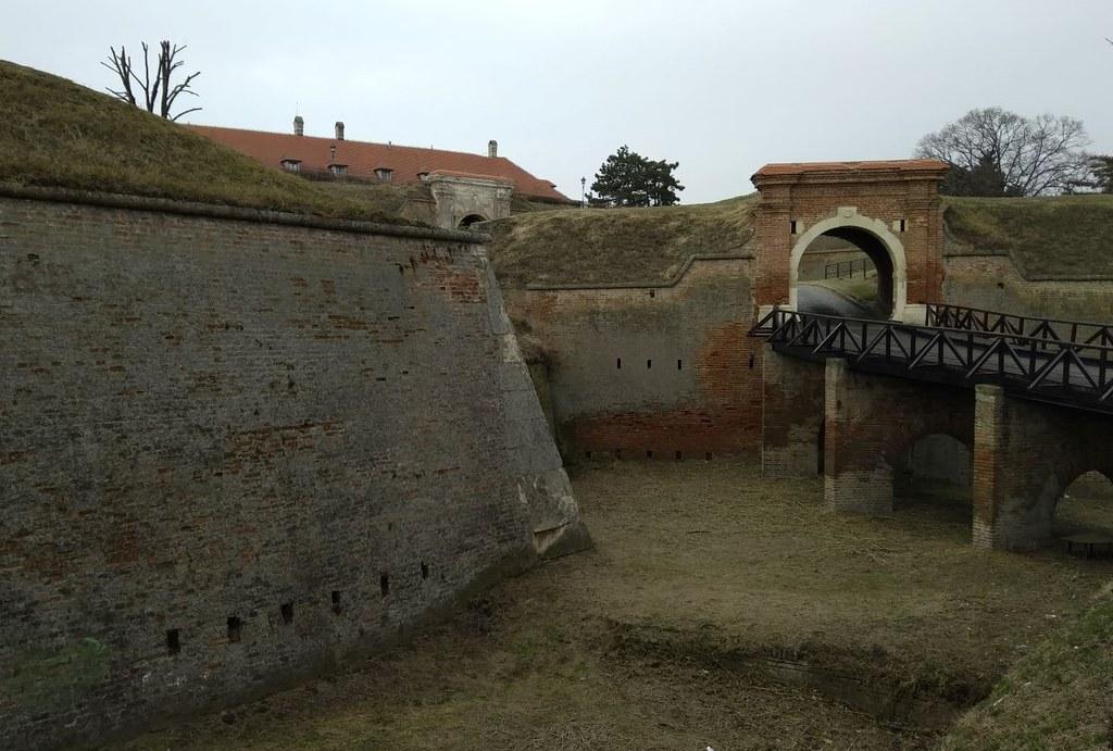 星形堡垒建筑
